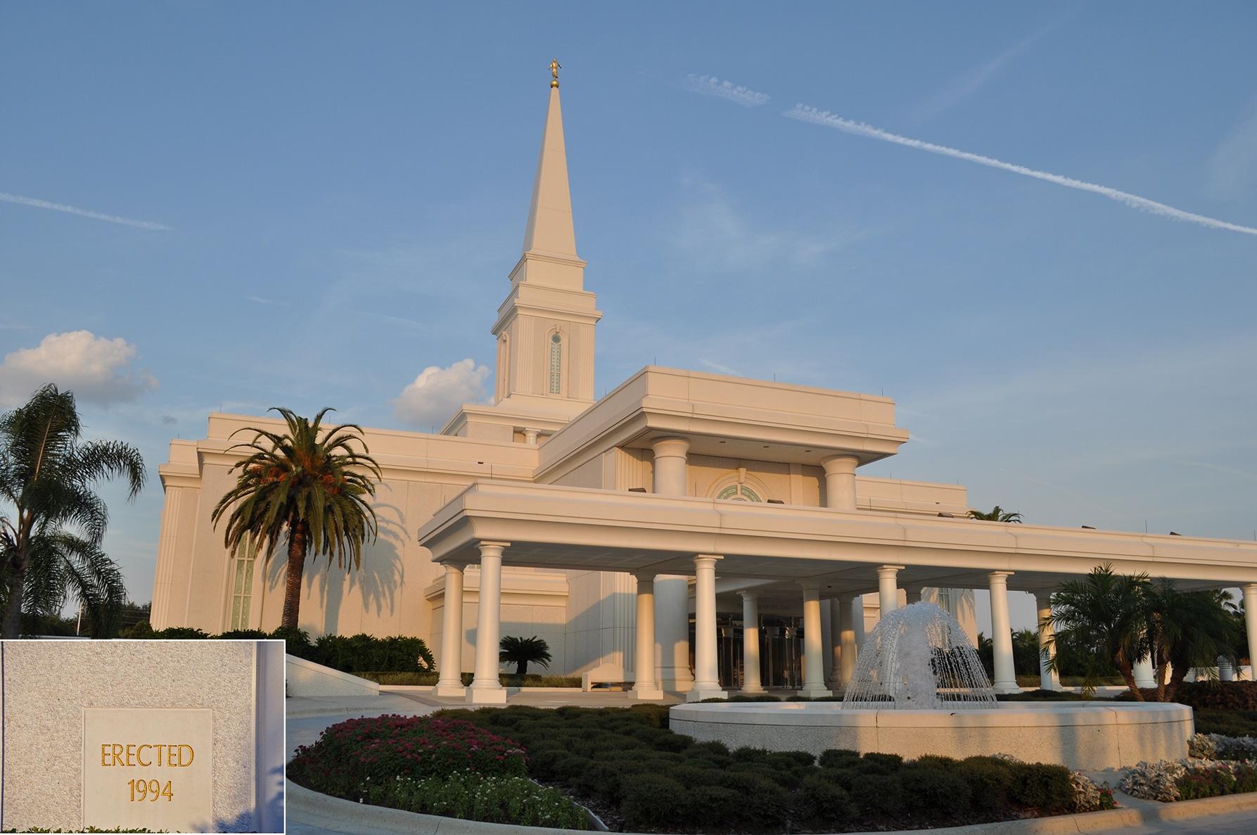 LDS Temple, Orlando, FL