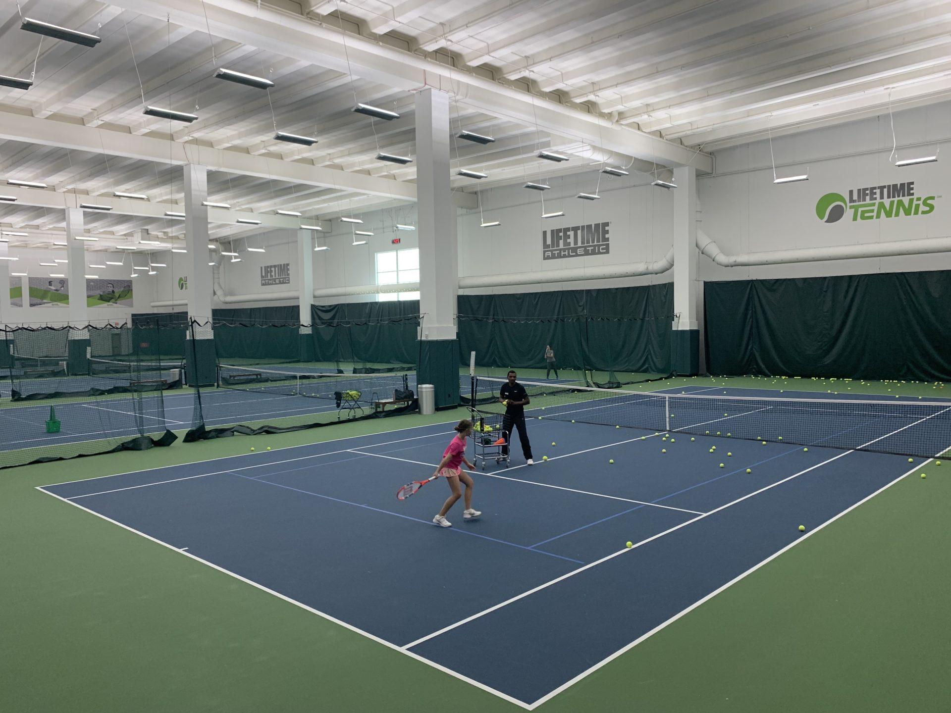 Lifetime Athletic Tennis Fitness, Plano, TX
