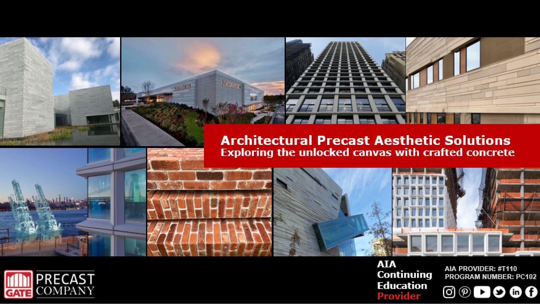 PC102 Architectural Precast – Aesthetic Solutions