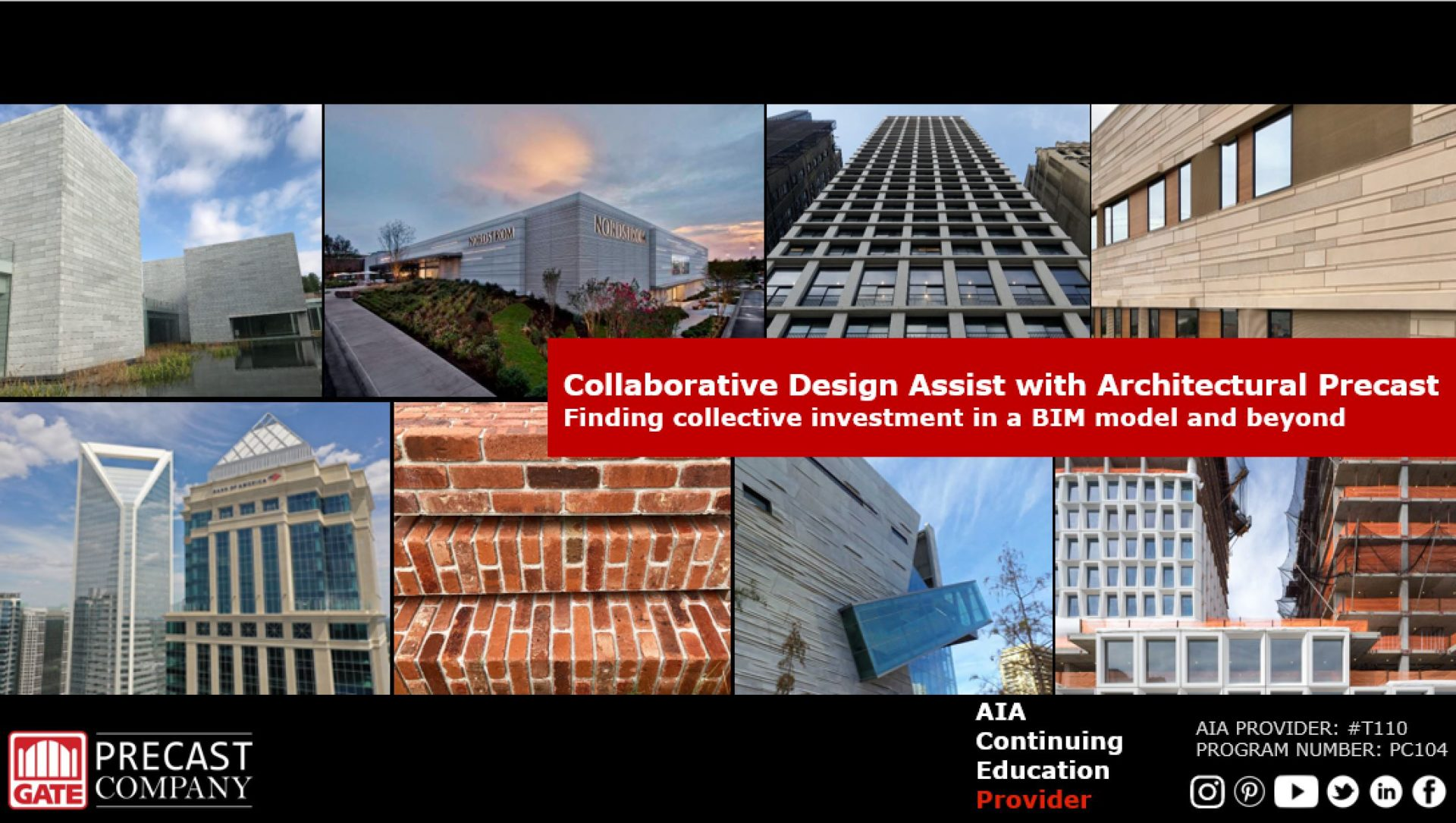 pc104 Collaborative Design Assist with Architectural Precast – Case Studies