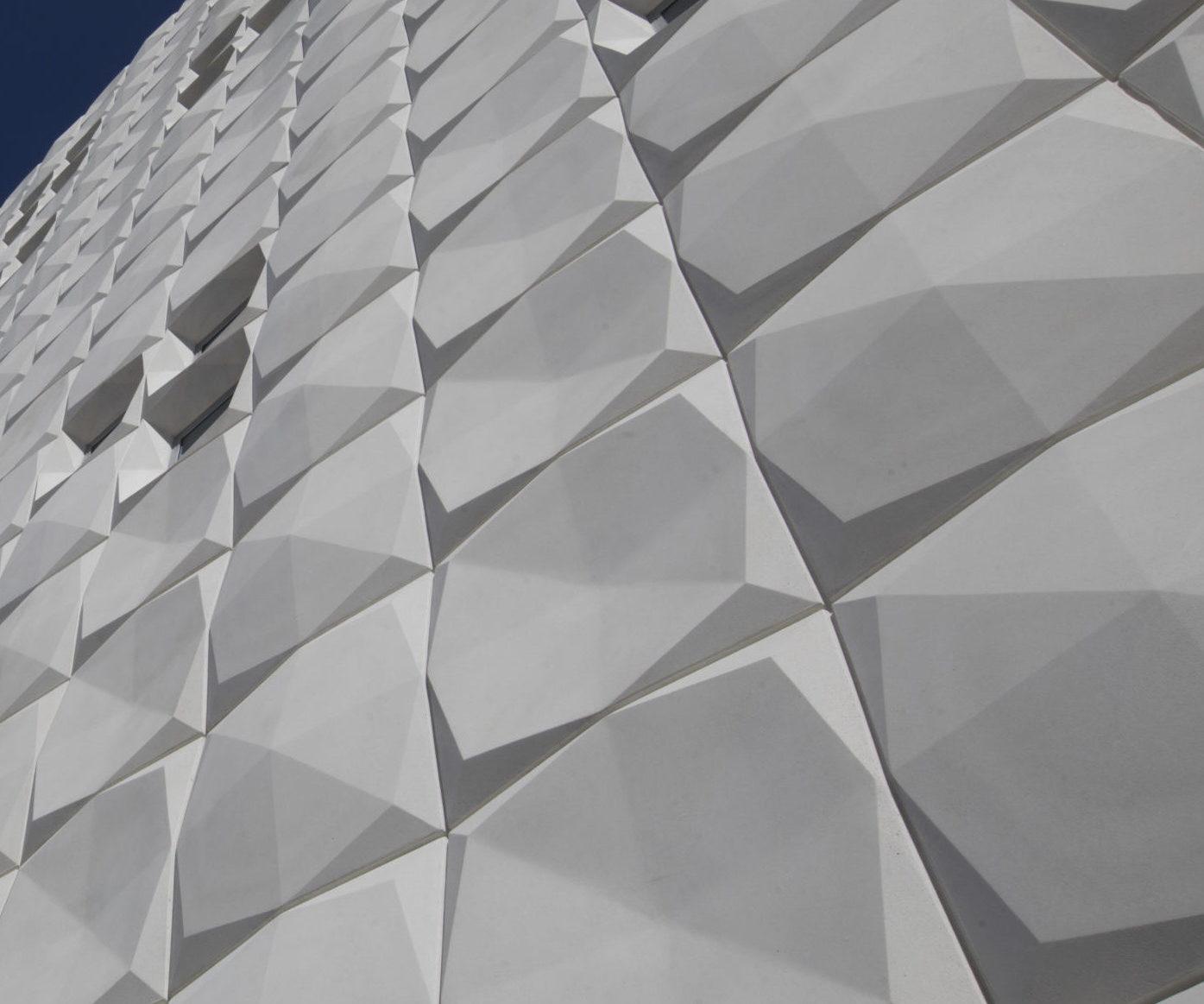 Frost Science - Miami White Mix Design