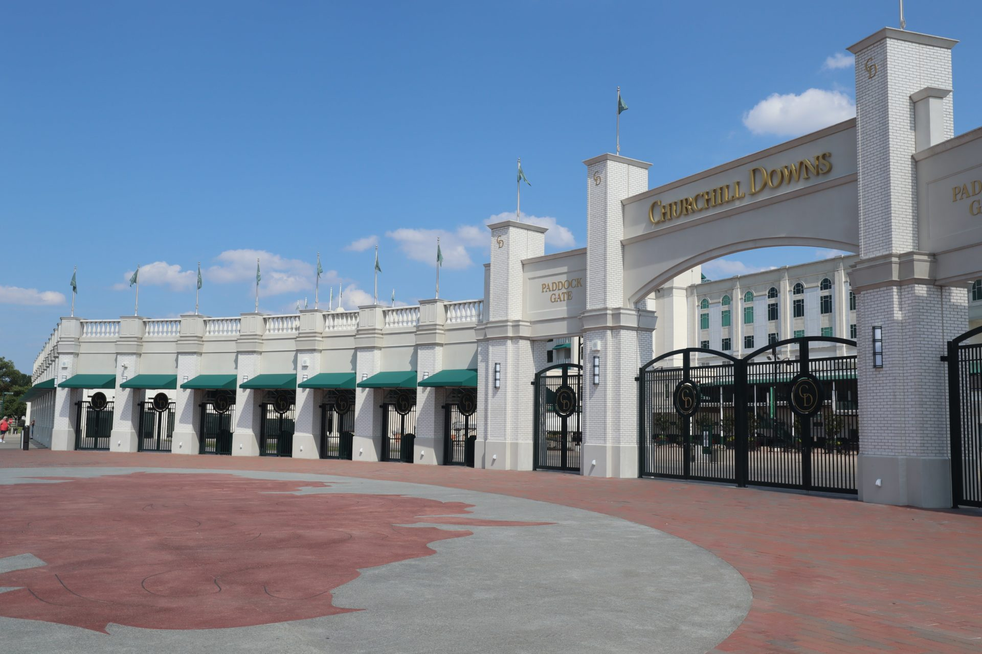 Churchill Downs Colonnade and Infield Gate, Louisville, KY – Best Custom Solutions