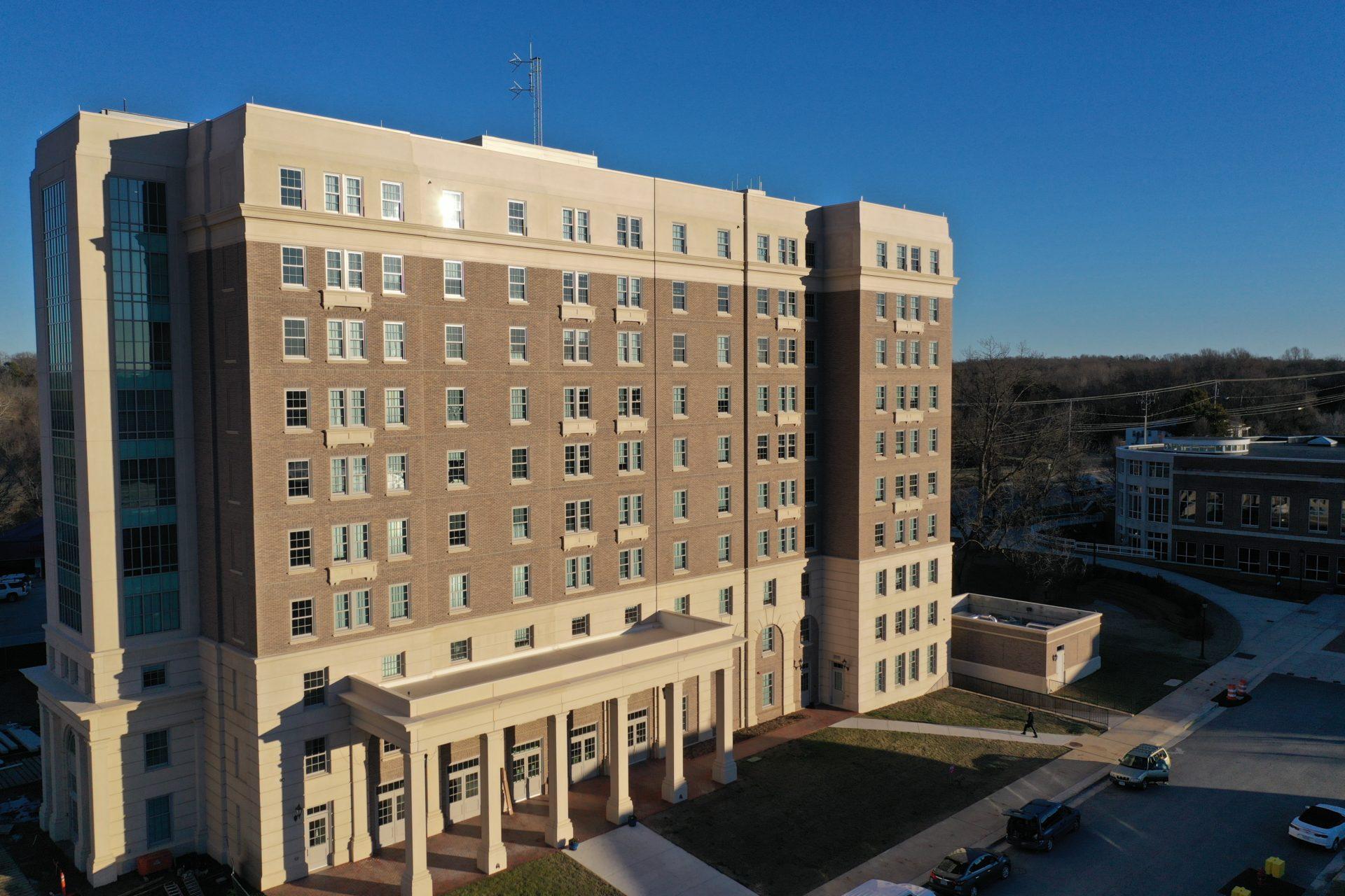 Moss Johns Residence Halls, Farmville, VA