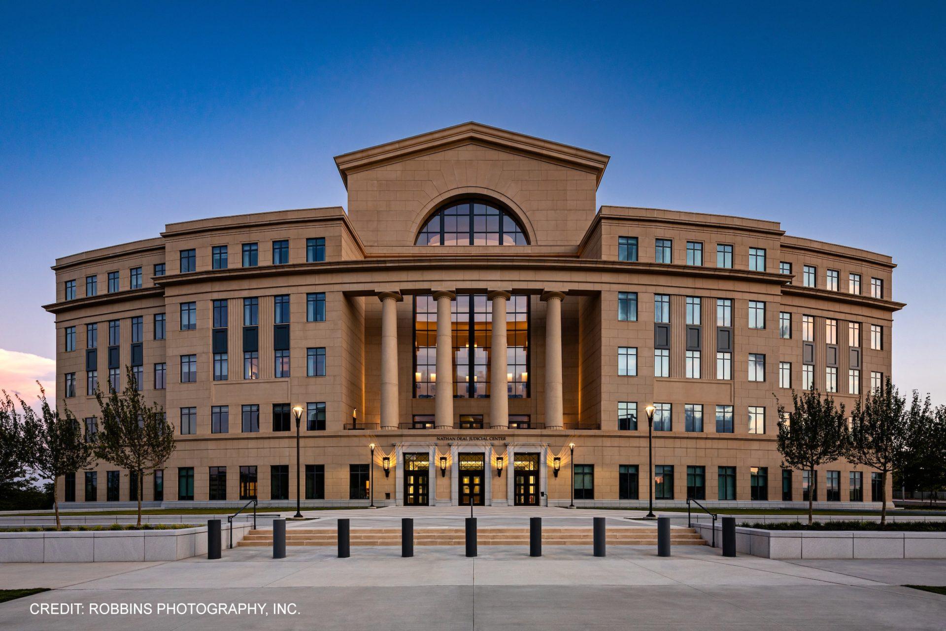 Nathan Deal Judicial Center, Atlanta, GA – Government and Public Buildings