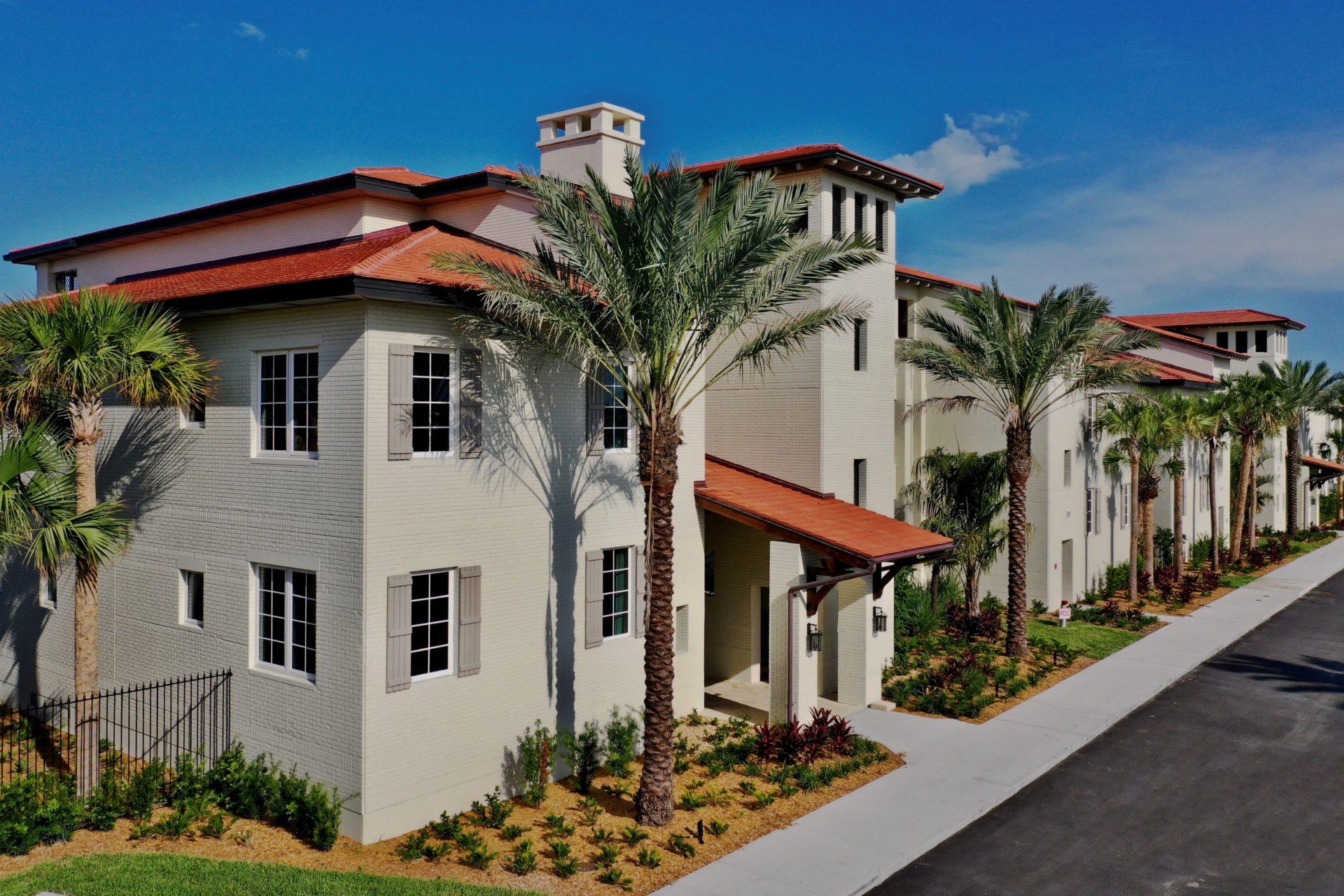 Peyton House and Ocean House, Ponte Vedra Inn & Club, Ponte Vedra Beach, FL – Best HotelMotel