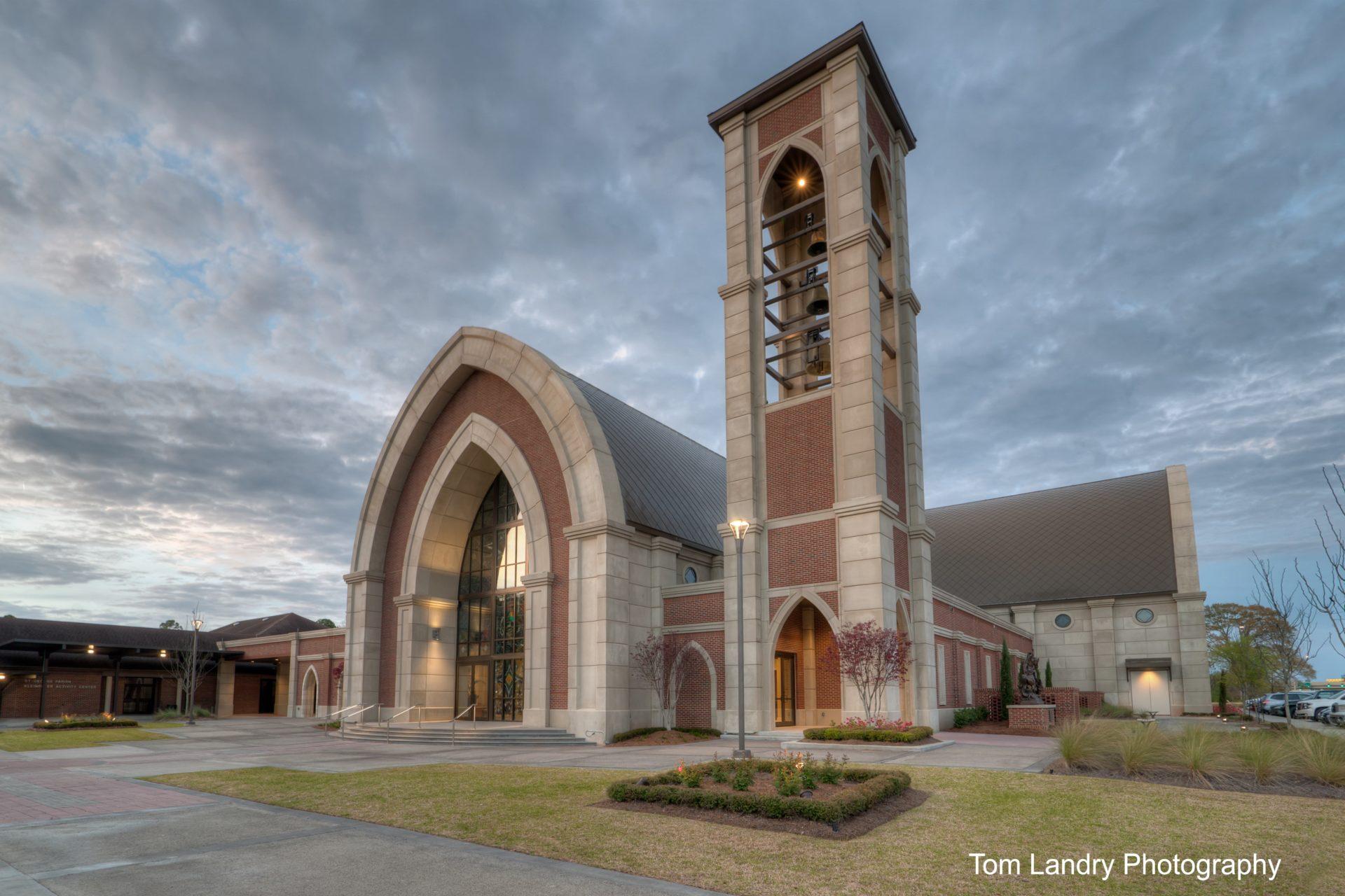 St. George Catholic Church, Baton Rouge, LA – Best Religious